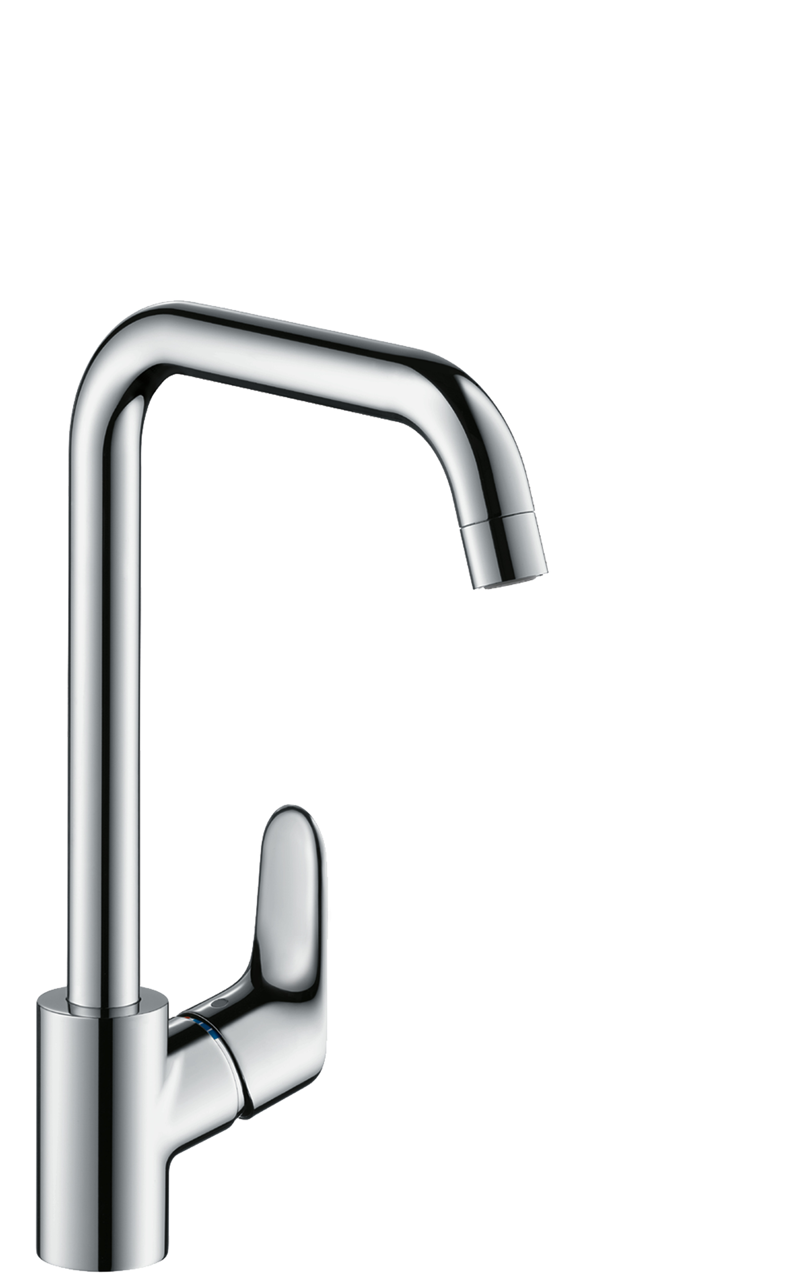 Hansgrohe kitchen mixers focus single lever kitchen mixer 260 31820000