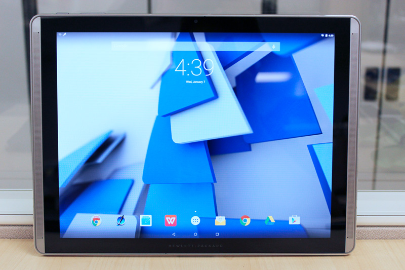 Hands-on with HP\u0027s massive business tablet, the Pro Slate 12