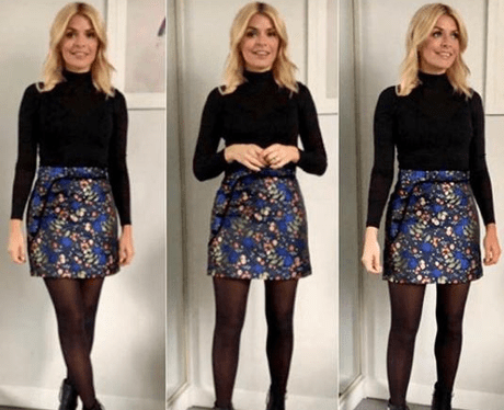 What39s Holly Willoughby Wearing The Star39s Best This