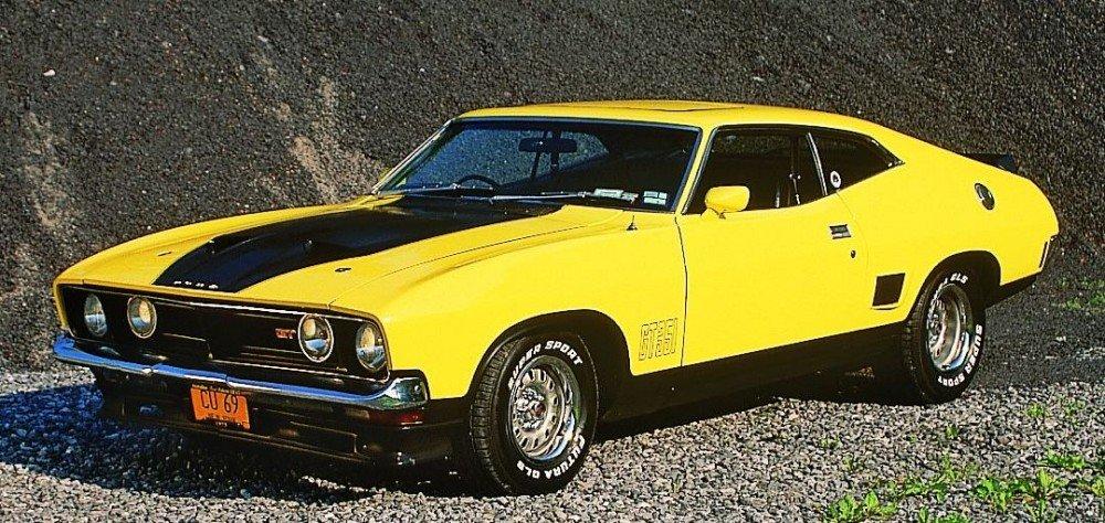 Max Power Cars Wallpaper The Great Australian Road Car 1975 Ford Falcon Xb G
