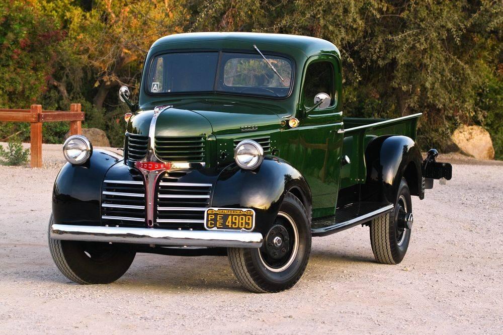 1957 Cars Restored Or Wallpapers 1939 1947 Dodge Trucks Hemmings Motor News