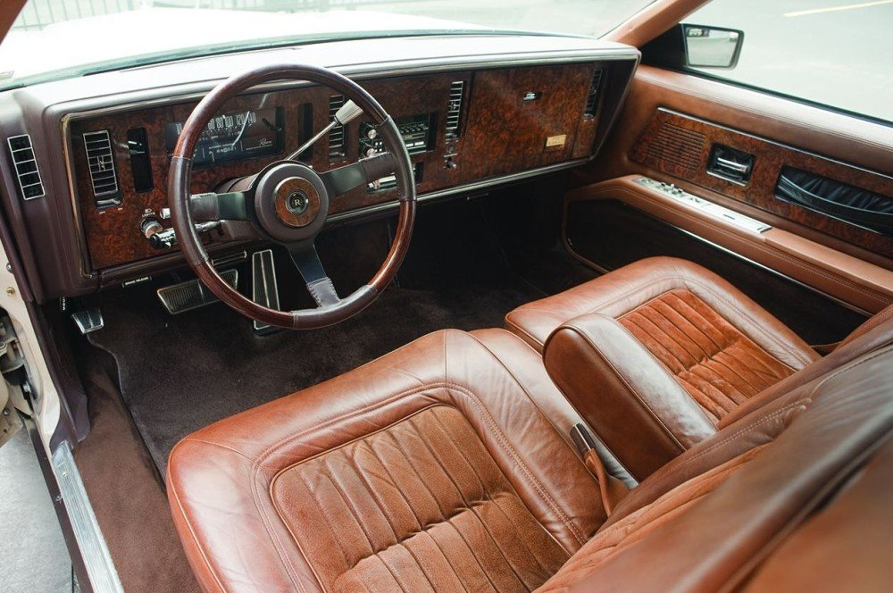 Special Edition Coupes 1983 Buick Riviera 1985 For