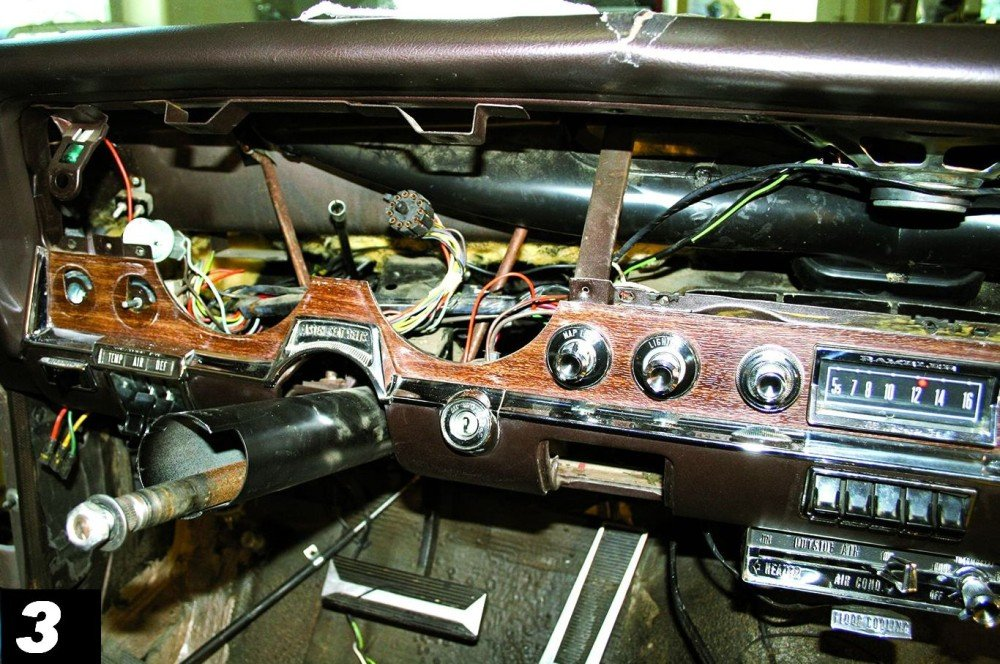 reproduction mopar wiring harnesses