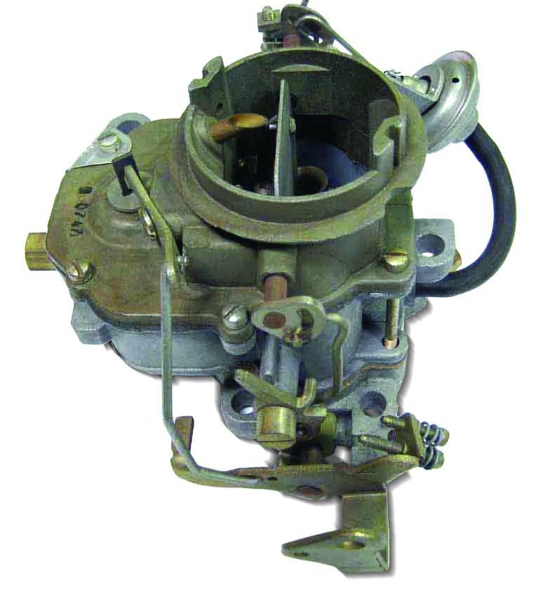 carter carburetor diagram