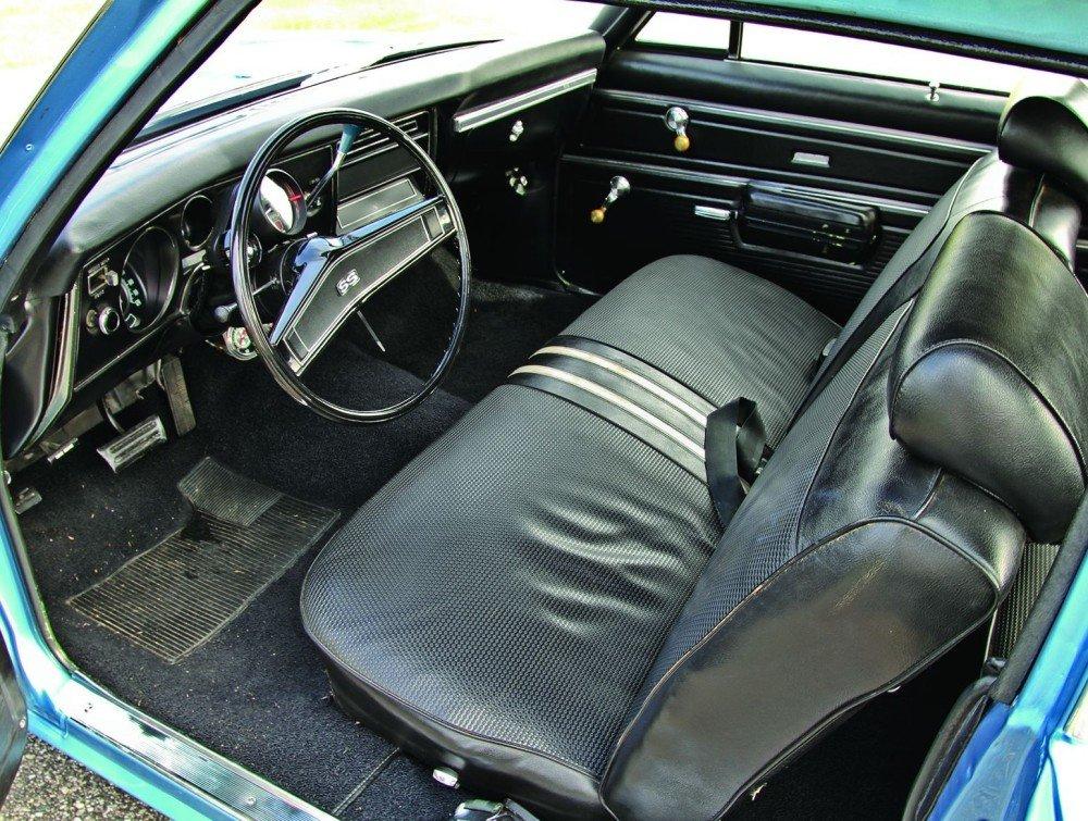 Animal Charm 1969 Chevrolet Chevelle 300 Deluxe