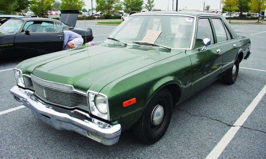 nascar-win Dodge Mirada