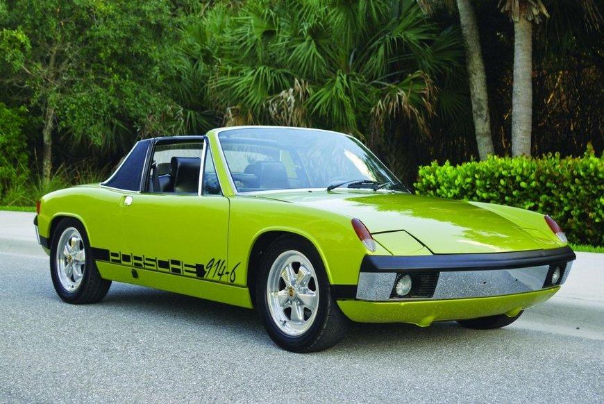 Mid Engine Mongrel 1973 Porsche 914 What It39s Lik