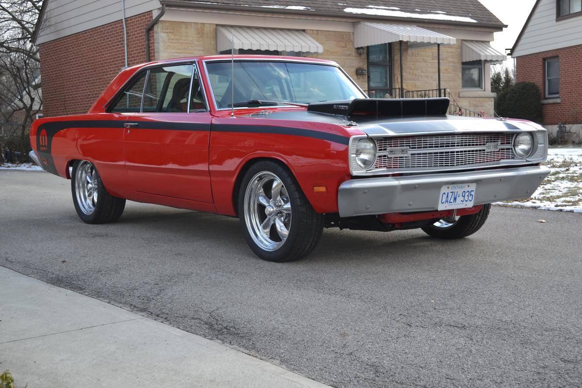 Project Cars Wallpaper Red 1969 Dodge Dart For Sale 1916468 Hemmings Motor News