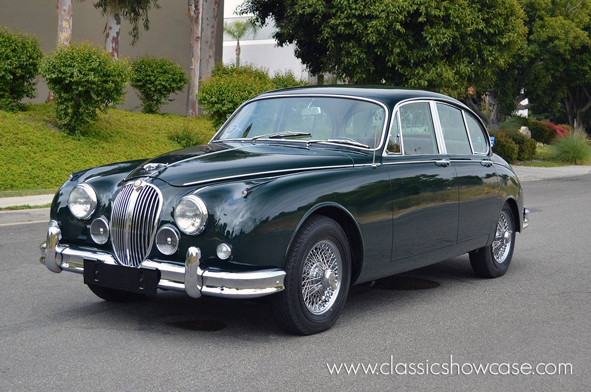 1960s Muscle Cars Wallpapers 1962 Jaguar Mk 2 For Sale 2014565 Hemmings Motor News