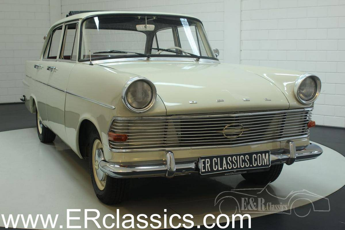 Garage Opel Luxembourg 1961 Opel Rekord For Sale 2170450