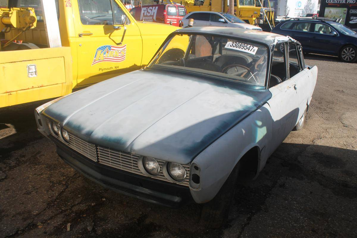 Rover P6 1969 Rover P6 For Sale 2180814 Hemmings Motor News