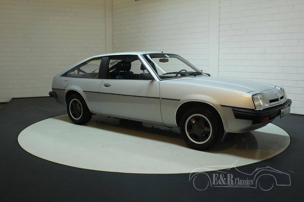 Garage Opel Luxembourg 1980 Opel For Sale 2222577