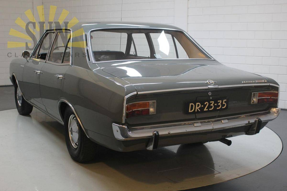 Garage Opel Luxembourg 1967 Opel Rekord For Sale 2245502