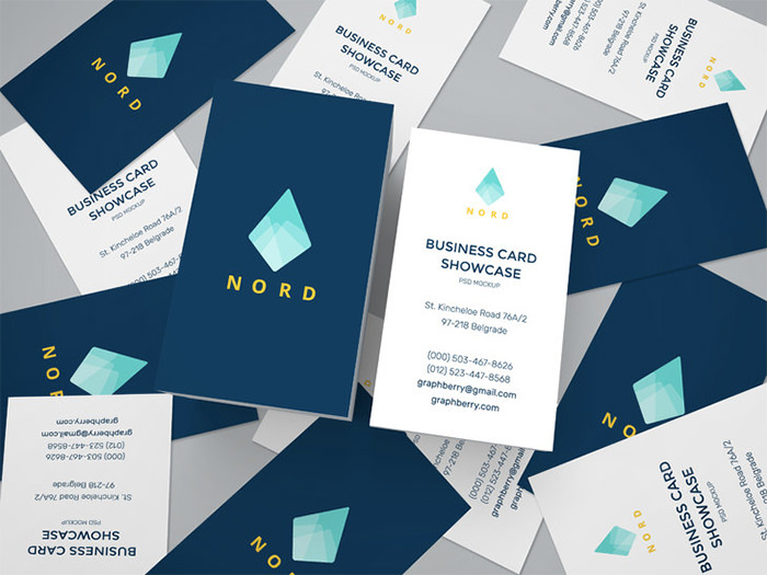 Business Card Design 80 Creative Examples and Free Templates - Hongkiat - buisness card design