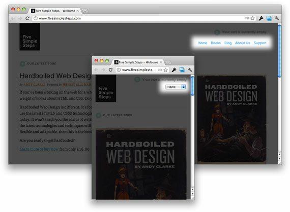 30 Useful Responsive Web Design Tutorials   Hongkiat   Best Free Resume Site