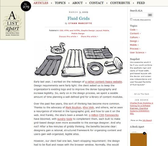 30 Useful Responsive Web Design Tutorials - Hongkiat - fashion designer resume