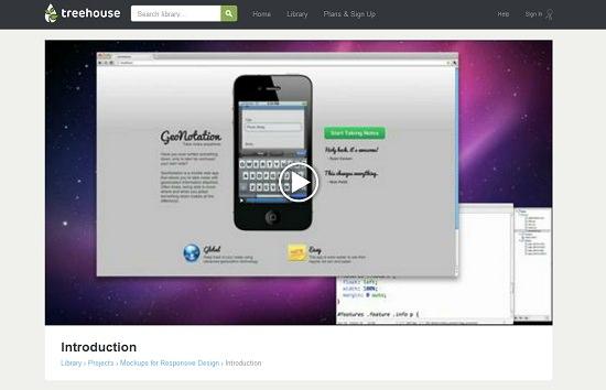 30 Useful Responsive Web Design Tutorials - Hongkiat - personal resume websites