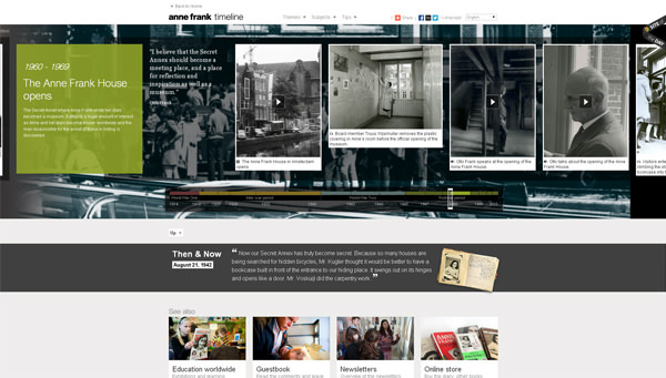 20 Gorgeous Examples Of Timeline In Web Design For Inspiration - sample historical timeline