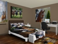 26 Equestrian Themed Bedrooms for Horse Crazy Girls of All ...