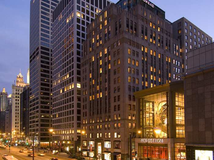 Hotel Rooms Near Conrad Chicago, Chicago, Il Jobs | Hospitality Online