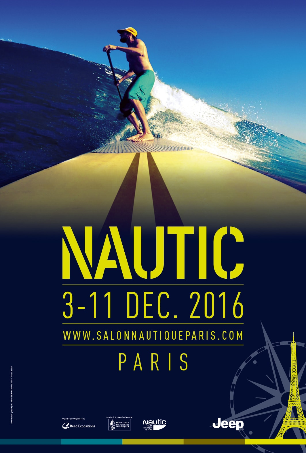 Salon Nautique International De Paris Salon Nautique 2016 Où Dormir Le Magazine