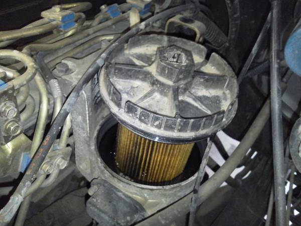 dodge ram cummins fuel filter