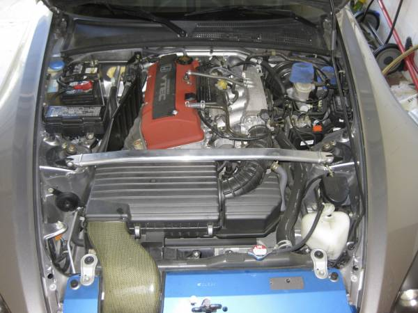 Change the Oil on a Honda S2000