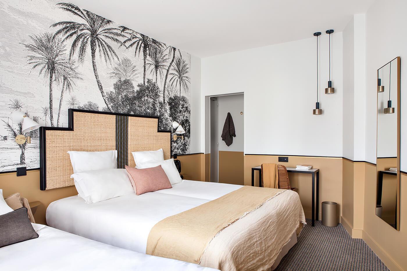 Décoration Chambre A Coucher Contemporain | Bricolage De L 39idée à ...