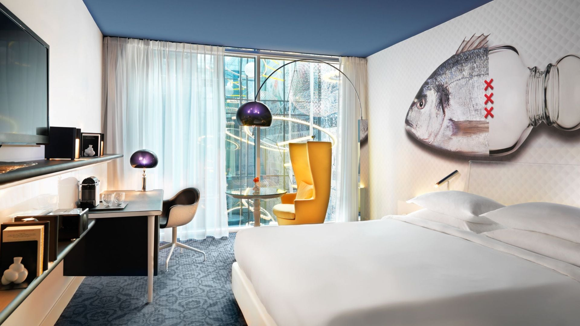 H En M Home Amsterdam Luxury Hotel On The Amsterdam Canals Andaz Amsterdam Prinsengracht