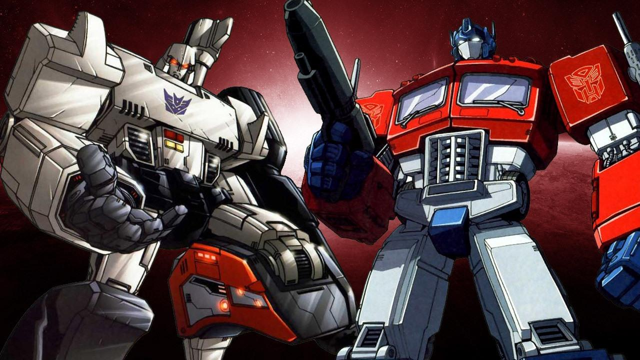 Win 10 Animated Wallpaper Transformers Autobots Vs Decepticons The Results Ign