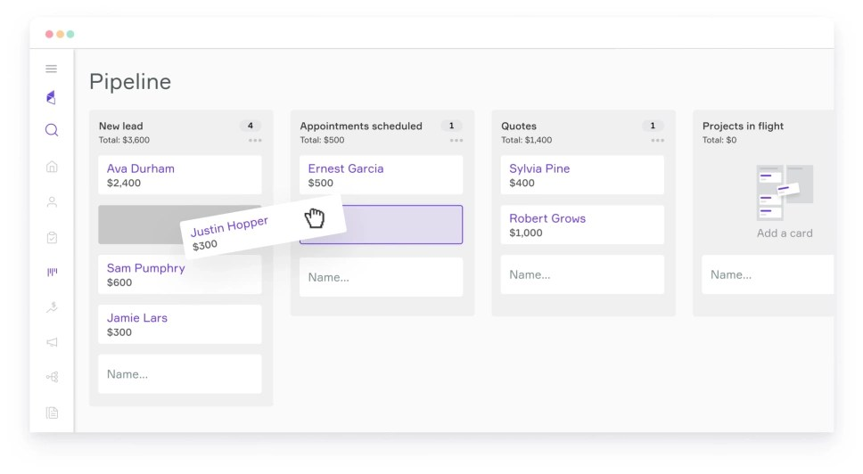 Introducing Infusionsoft Pipeline
