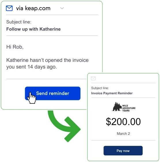Invoices  Payments - Keap