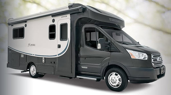 Winnebago Fuse Class C Motorhomes General RV