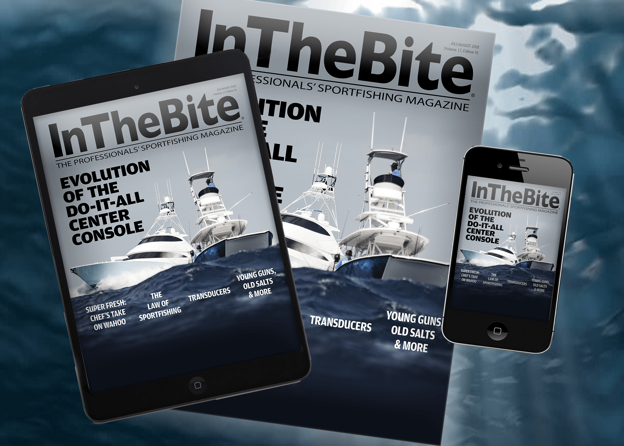 Console Magazine Inthebite July August Issue Hitting The Docks Now