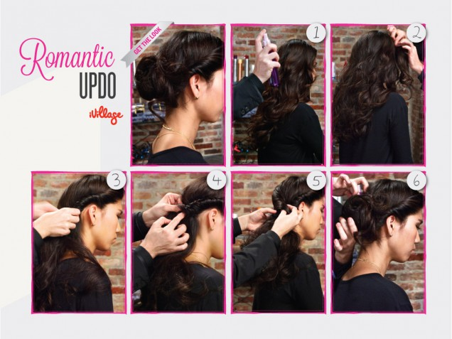DIY! Your step-by-step for the best cute hairstyles.
