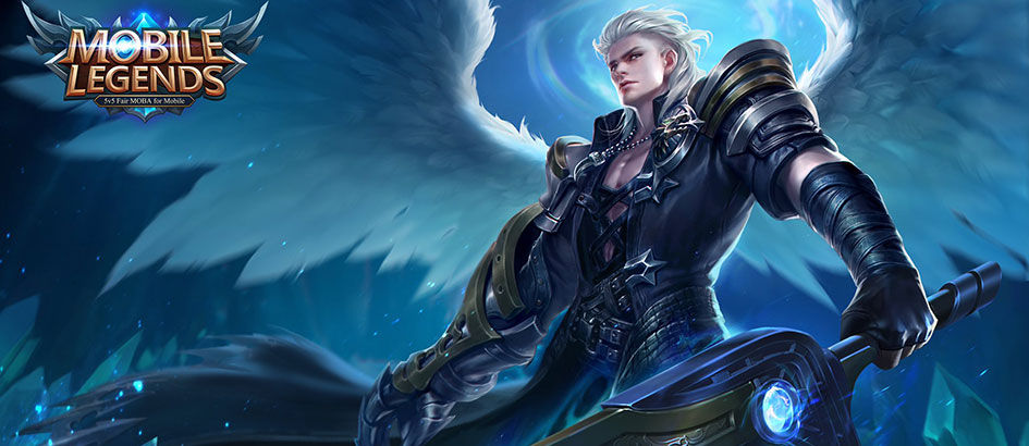 Alucard Mobile Legends Child Of The Fall Wallpaper Guide Alucard Mobile Legends Tak Ada Yang Bisa