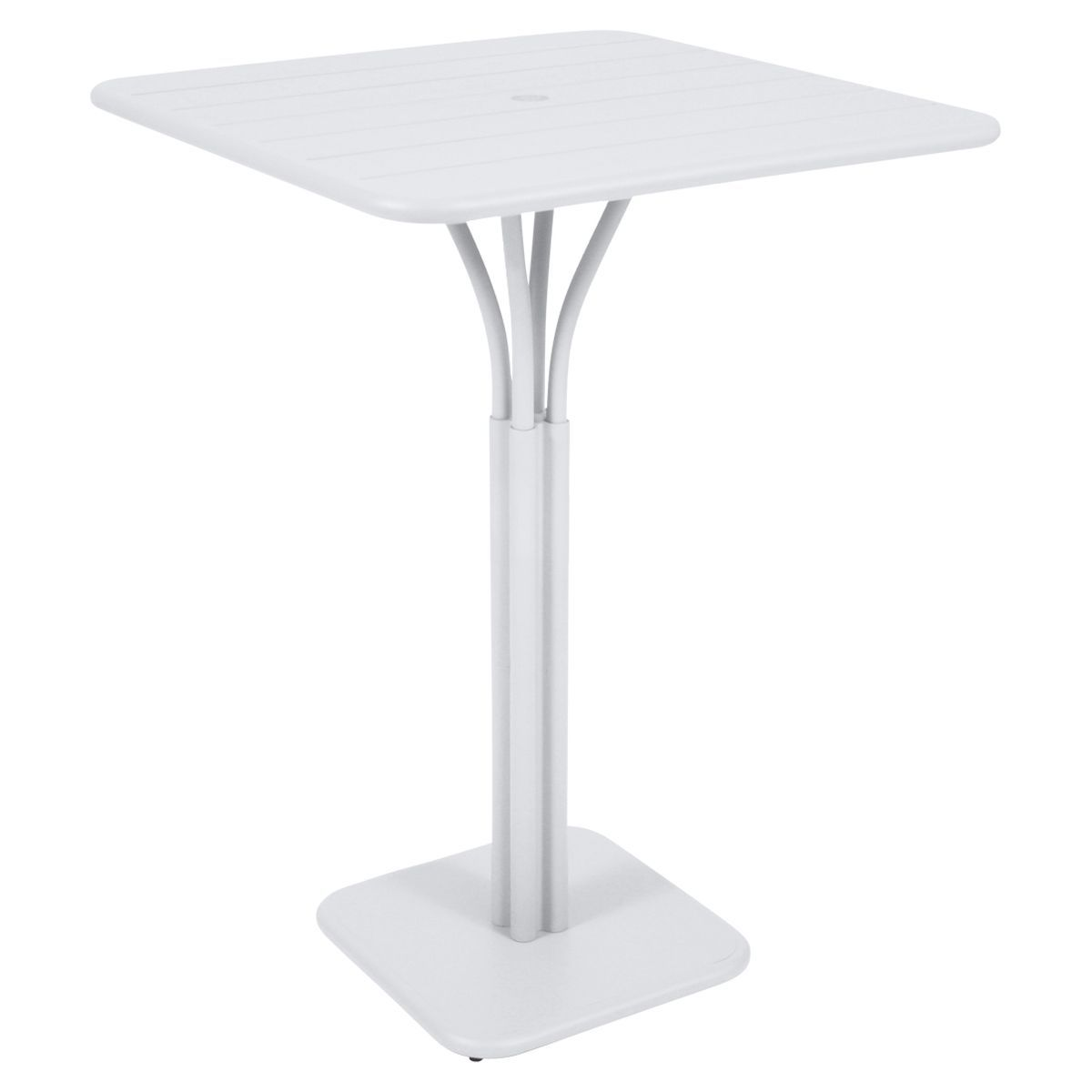 Table Luxembourg Luxembourg High Outdoor Table Luxembourg Aluminium Outdoor