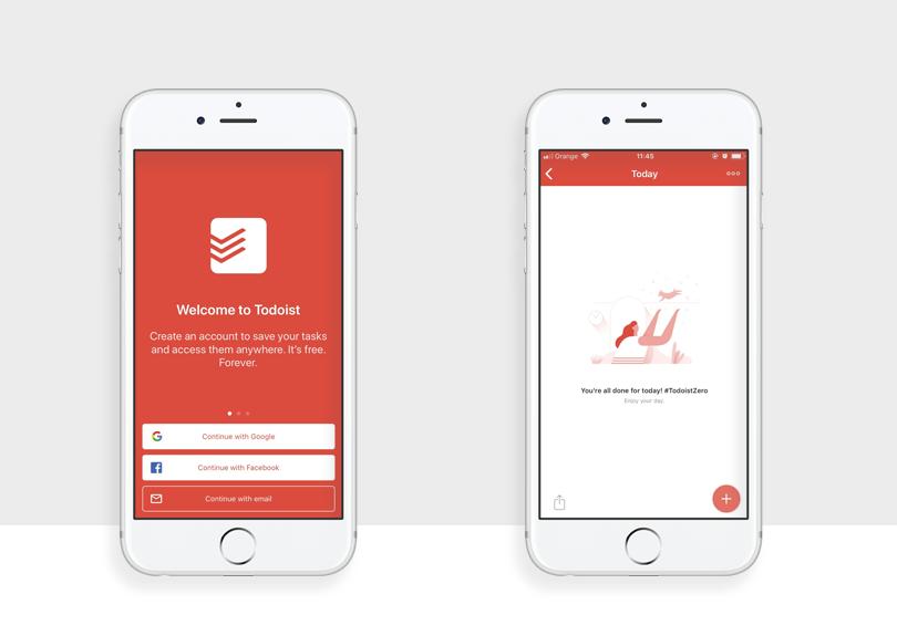 best mobile app design