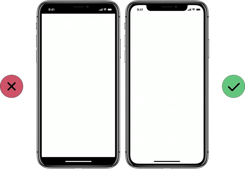Wallpaper Iphone X Black Iphone X Assets And Apps Design Yours Now With Justinmind