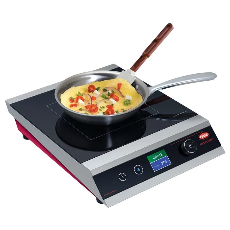 Cuisine Induction Hatco Irng Pc1 18 Countertop Commercial Induction Range W 1 Burner 120v