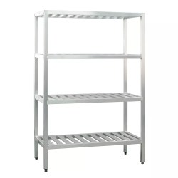 Small Crop Of Closed Shelving Unit