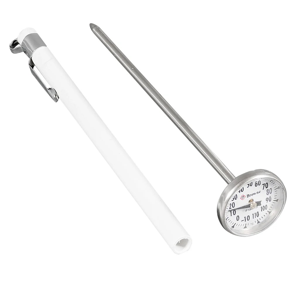 Küchen Thermometer Test Browne Pt84113 Pocket Test Thermometer, -10 To 110 Degrees