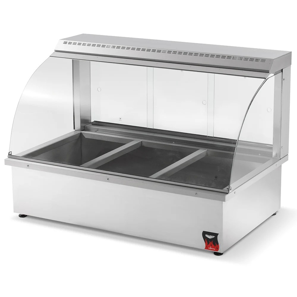 Countertop Food Display Case Vollrath 40732 43