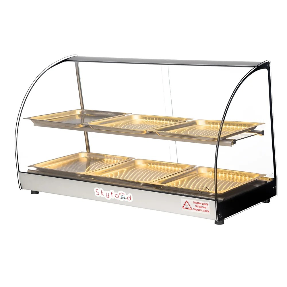 Countertop Food Display Case Skyfood Fwd2 33 6p 33