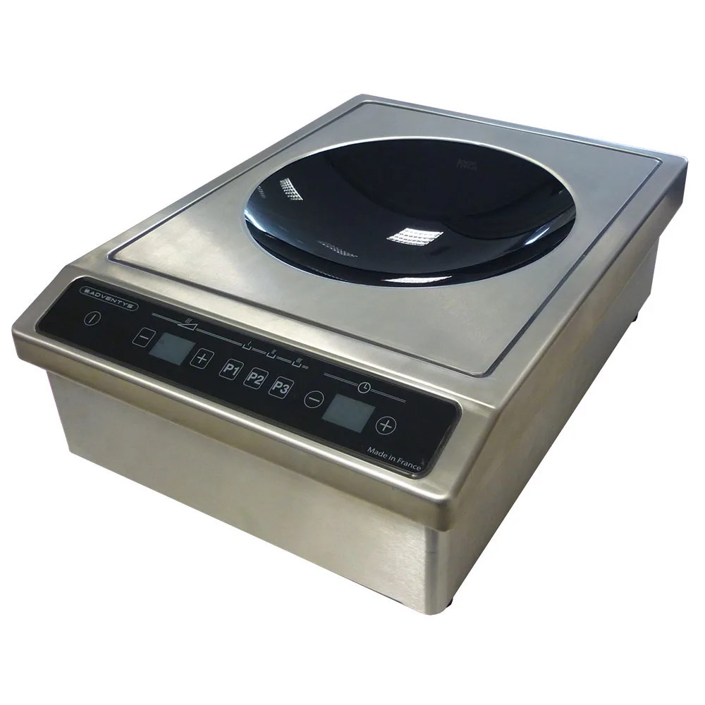 Induction Wok Equipex Bwic 3600 Drop In Commercial Induction Wok Unit 208 240v 1ph