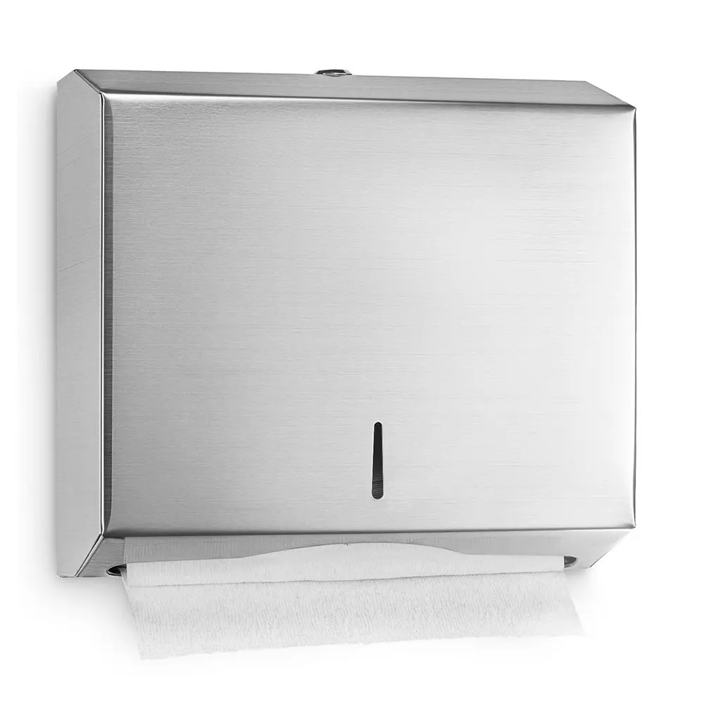 Wall Mount Paper Towel Dispensers Alpine Industries 481 Wall Mount Manual Paper Towel Dispenser 11 2