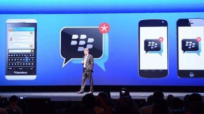 Pengguna Android dan iOS bakal bisa menikmati BBM (Blackberry Messenger)