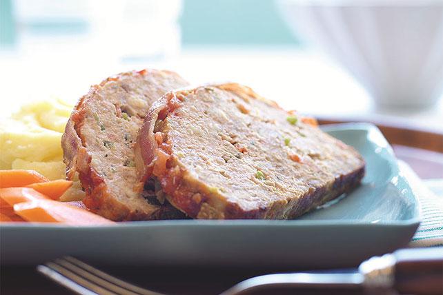 Our Favorite Pork Meatloaf - Kraft Recipes