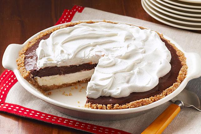 Mississippi Mud Pie - Kraft Recipes