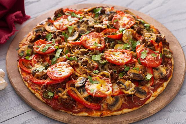 Chorizo Supreme Pizza Kraft Recipes